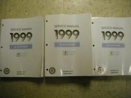 1999 BUICK Century Regal Service Repair Workshop Shop Manual Set OEM GM - $69.60