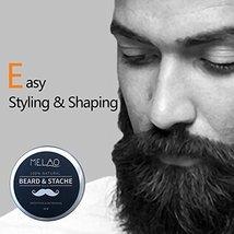Beard Balm Softener Cream & Growth Conditioner & Leave In Conditioner & Moisturi image 5