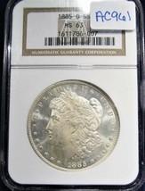 1885-O Morgan Dollar NGC MS63 AC961 - $105.36