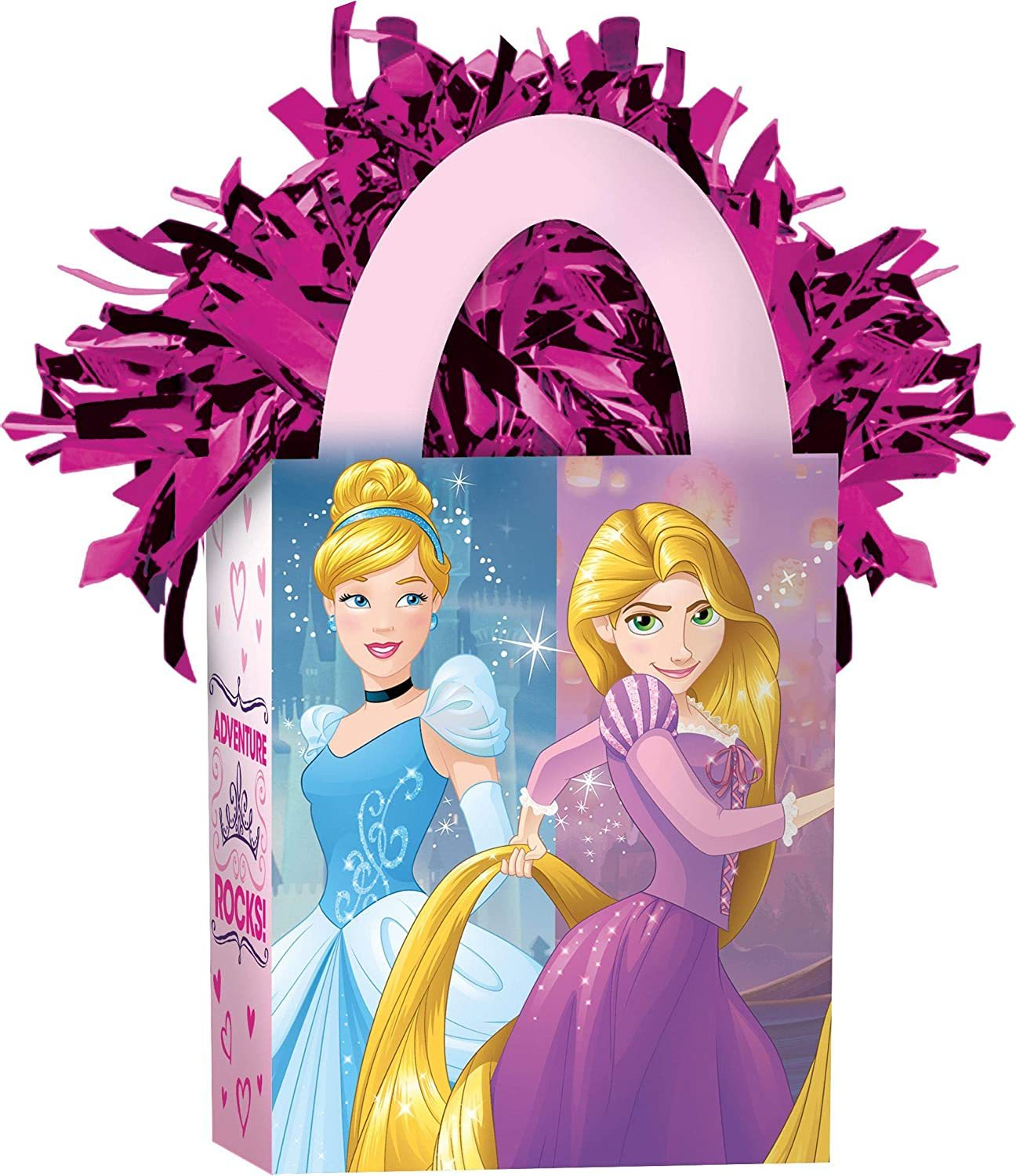 Primary image for Disney Princess Dream Big Cartoon Kids Birthday Party Decoration Balloon Weight
