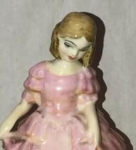 Lovely  Royal Doulton Figurine #16 HN 1368 Rose - $19.80