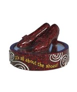 Westland Giftware Wizard of Oz Ruby Slippers All About The Shoes Mini St... - $29.99