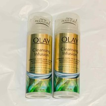 2pk Olay Cleansing Infusion Facial Cleanser Deep Sea Kelp & Aloe Extract... - $48.50