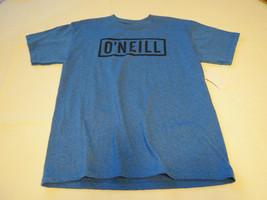 Boys youth O'Neill surf skate L Block T shirt Youth TEE SBZ blue hthr SU... - $16.33
