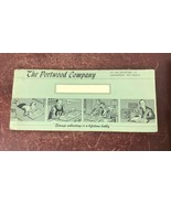 """Vintage The Portwood Company """"Stamp  Collecting Is A Lifetime Hobby"""" Boo... - $9.50"""