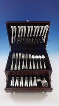 Queen Anne Williamsburg by Stieff Sterling Silver Flatware Service Set 62 Pieces - $4,250.00