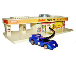2006 Mattel Hot Wheels SIZZLERS POWER PIT Charger & blue ANGELENO M-70 R... - $44.99