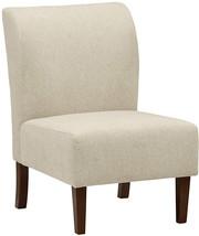 Stone and Beam Lummi Modern Armless Living Room  , 21.6' W, Shell - $156.65