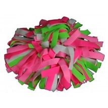 Pomchie Choice of Colors Popular Hair Tie Wrist band Shoe Tie Running pom pom image 10