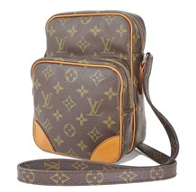 Authentic LOUIS VUITTON Amazone Monogram Cross body Shoulder Bag Purse #... - $379.00