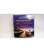 Hachette Audio Joseph Wambaugh Hollywood Crows Audio Books CDs - $16.05