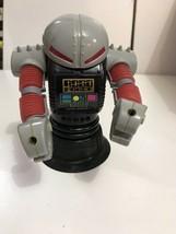 "Vintage 1980's Retro 1984 Robo Force Hun-Dred The Conqueror Ideal CBS Toys 5"" - £17.45 GBP"