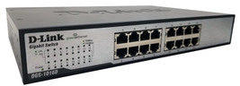 D-Link DGS-1016D 16 Port Gigabit Unmanaged Switch Bin:5 - $54.99
