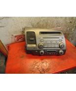 06 07 08 10 11 09 Honda Civic oem climate control switch unit & CD playe... - $98.99