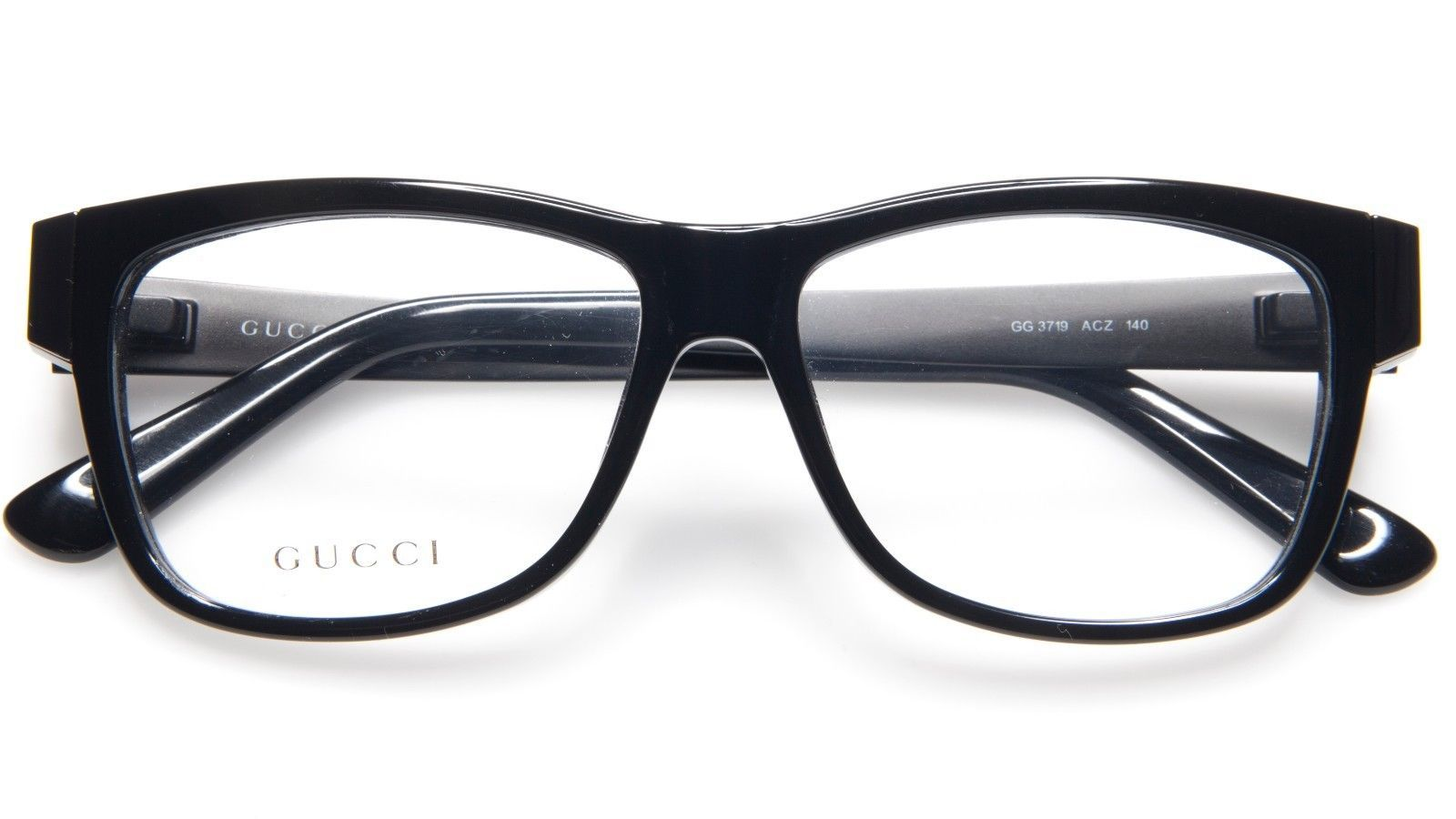 0862957a85d New Gucci Gg 3719 Acz Black Eyeglasses and 50 similar items