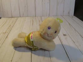 "VTG 80s Hallmark Kenner Fluffer Hugga Bunch Hug-a-Bye Baby Plush 7"" Stuf... - $11.87"