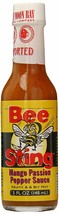 Bee Sting Pepper Sauce, Mango Passion, 5 Ounce - $11.09