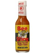Bee Sting Pepper Sauce, Mango Passion, 5 Ounce - $8.86