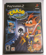 Playstation 2 - CRASH BANDICOOT - THE WRATH OF CORTEX (Complete with Man... - $15.00