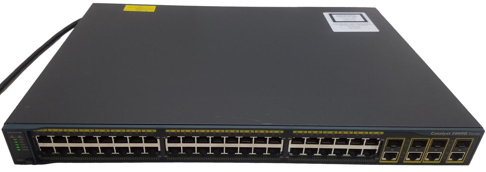 Cisco2960g 001