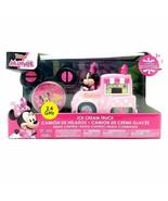 Disney Junior Minnie Ice Cream Truck RC - $36.67