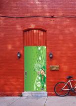 Leprechaun's Magic Fabric Door Decoration - $49.99+