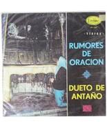 DUETO DE ANTANO Rumores De Oracion LP Bambuco Bolero Discos Victoria Col... - $18.69