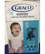 Graco Roomfor2 Click Connect Stand and Ride Stroller Gotham Co...