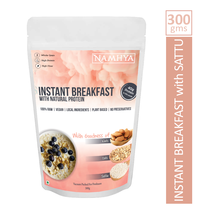 Instant Breakfast Cereal with Natural Protein - $21.30
