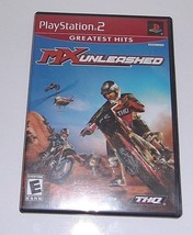 MX Unleashed Greatest Hits (Sony PlayStation 2, 2004) - $6.27