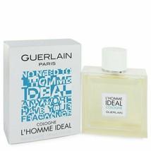 L'homme Ideal Cologne by Guerlain Eau De Toilette Spray for Men - $44.99