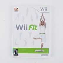 Wii Fit (Nintendo Wii, 2008) or Wii Fit Plus - $6.00+