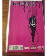 Inhuman marvel 007 Comic Book - $9.89