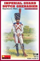 Miniart Models - 16018 - Imperial Guard Dutch Grenadier Napoleonic Wars ... - $20.99