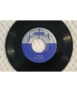 RARE BOBBY CHARLES Laura Lee / No Use Knocking CHESS 1638 R&B 1956 - $9.99