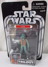 HASBRO STAR WARS ORIGINAL TRILOGY COLLECTION GREEDO ACTION FIGURE DISNEY - $12.86