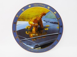 "The Danbury Mint ""Art Project"" Dear Diary Series - Garfield Collector Pl... - $16.14"