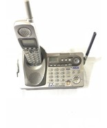 Panasonic Cordless Phone Voicemail 2 line Chargeable KX-TG5480S - $24.73