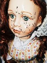 "Ooak Beautiful Unique Art Doll 22"" - $59.40"