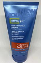 (1) Matrix Men FirmFix Gel Extra Strong Hold - 5.1 oz - $33.00