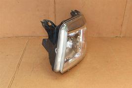 08-11 Mercury Mariner Headlight Head Light Lamp Driver Left LH POLISHED image 4