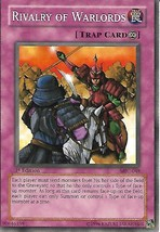 Yu-Gi-Oh Card- Rivalry of Warlords - $1.25