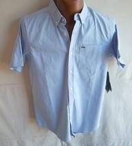 HURLEY - Men's Blue Nike Dri-Fit S/S Shirt - SIZE S - $34.95