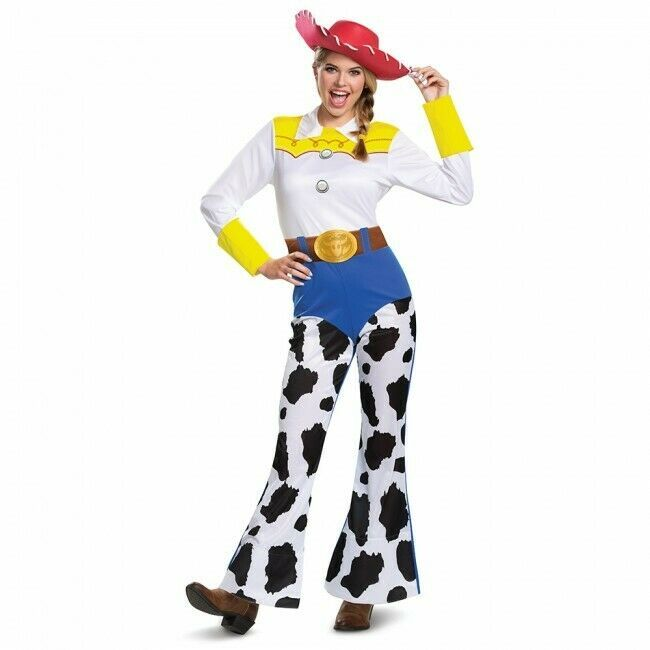 Primary image for Disguise Disney Toy Story Jessie Cowgirl Adulte Femmes Déguisement Halloween