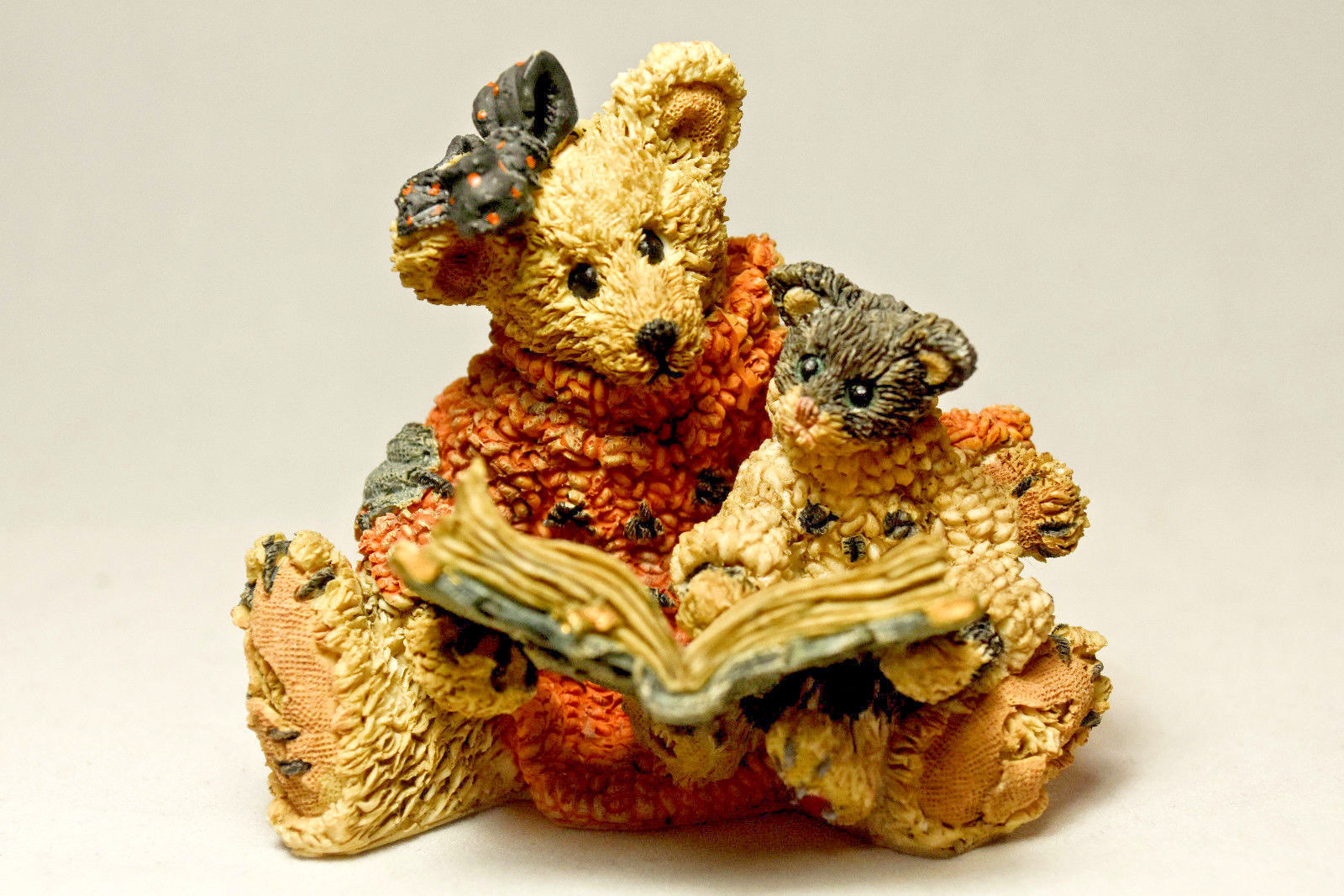 Primary image for Boyds Bears: Agatha & Shelly - Scardy Cat - Style 2246