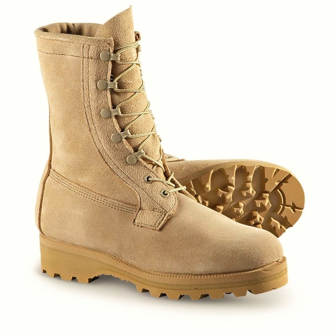Primary image for Bates E11461B,ICWB Tan BOOTS Military Intermediate Cold Wet Combat Gore-tex.5.5R