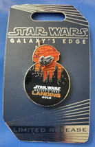 NWT Disney Parks Star Wars Galaxy's Edge Landing 2019 Pin LE - $24.74