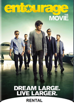 Entourage: The Movie (2015) DVD