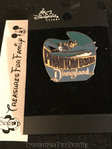 Disney Pin 1998 Attraction Series Phantom Boats NEW FREE SHIP - $16.99