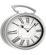 Westclox 33992 15 Oval Pocket Watch Wall Clock - $28.59